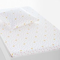 Wonder Girl Printed Fitted Sheet