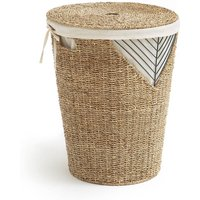 Tressie Woven Laundry Basket