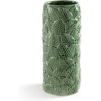 Catalpa Earthenware Vase