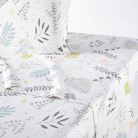 Suzanne Cotton Percale Flat Sheet