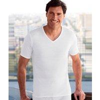 T-shirt bianco;Nero;blu chiné;grigio chiné uomo T-shirt a maniche corte Thermolactyl Le 102