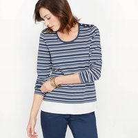 2-in-1 Striped T-shirt