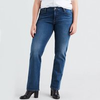 314 Plus Size Shaping Straight Jeans