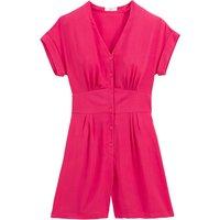 shop for Short-Sleeved Playsuit at Shopo