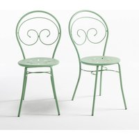 Mimmo Wrought Iron Chair