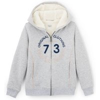Zip Up Hoodie with Fleece Lining, 8-16 Years