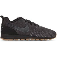 Sneackers Nero donna Baskets Mid Runner 2 ENG Mesh