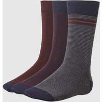 Pack of 3 Cotton Rich Socks