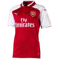 Arsenal Home S / S Replica Football Shirt, 8-14 Years