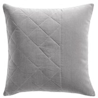 Recinto Quilted Velour Cushion Cover