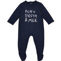 Sleepsuit with Press-Studs, Birth-3 Years