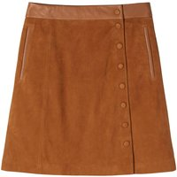 shop for Suede Mini Skirt at Shopo