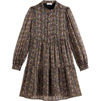shop for Floral Print Mini Dress at Shopo