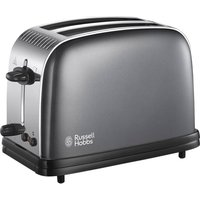 23332 Colous Plus 2 Slice Toaster - Grey