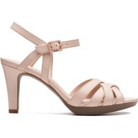 Adriel Wavy 2 Leather Sandals