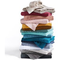Set of 4 Cotton Terry Face Towels