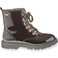 Sangoan Lace-Up Ankle Boots