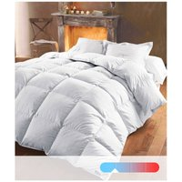 Natural Duvet, 370g/m², 50% Down with Dust Mite Protection