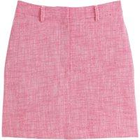 shop for Cotton Straight Mini Skirt at Shopo