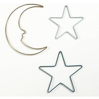 Set of 3 Zub ©rie Metal Wall Decorations