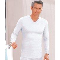 T-shirt bianco;Nero;grigio chiné uomo T-shirt a maniche lunghe Thermolactyl Le 102