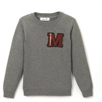 College-Style Jumper, 3-12 Years