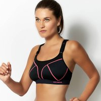Non-Underwired Full Cup Sports Bra