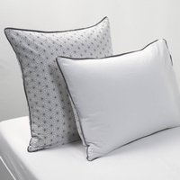 Black/White Nordic Single Pillowcase