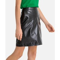 shop for Patent Short Skirt at Shopo