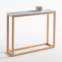 LA REDOUTE INTERIEURS Crueso Marble Topped Console Table