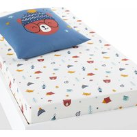 Camper Fitted Sheet in Organic Cotton