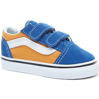 TD Old Skool V Touch 'n' Close Trainers