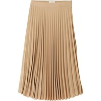 shop for Recycled Pleated Midi Skirt at Shopo
