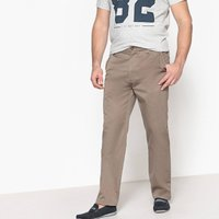 Regular Chinos with Side Elastic