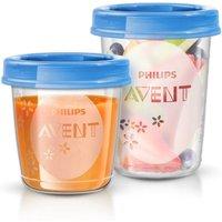 SCF721/20 BPA-Free Storage Pots