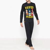 Superheroes Cotton Pyjamas