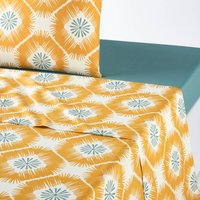 Pogos Printed Cotton Flat Sheet
