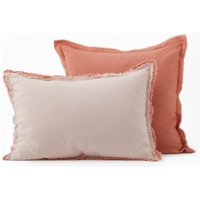 Alhanasia Linen Pillowcase