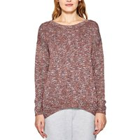Multi-Colour Fine-Knit Sweater