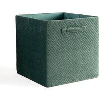 Gary Velvet Cube Storage Box