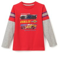 Long-Sleeved T-Shirt, 3-12 Years