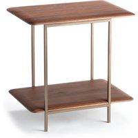 Jacobson Solid Walnut Bedside Table