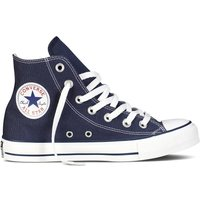 Sneackers navy donna Baskets alte Chuck Taylor All Star Hi Canvas