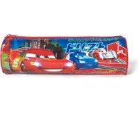 Cars Round Pencil Case