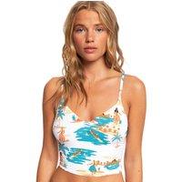 Beach Classics Crop Bikini Top