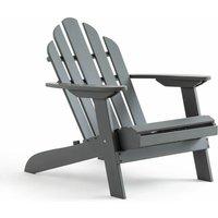 Theodore Adirondack-Style Garden Armchair