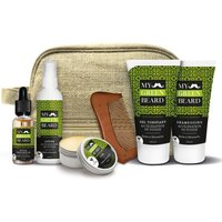 Beard Growth Accelerator Kit