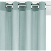 Cotton Voile Panel with Eyelet Header