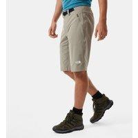 Speedlight Hiking Shorts with Logo Print