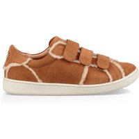 Alix Spill Seam Leather Low Top Trainers